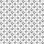 Paper 239 Template- Floral