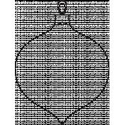 Deck The Halls- Ornament 002 Illustration