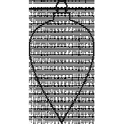 Deck The Halls- Ornament 004 Illustration