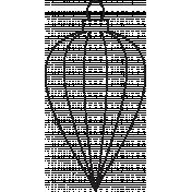 Deck The Halls- Ornament 004b Illustration