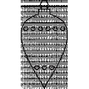 Deck The Halls- Ornament 004c Illustration
