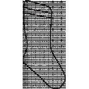 Deck The Halls- Stocking 001 Illustration