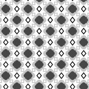 Paper 113- Quatrefoil Template
