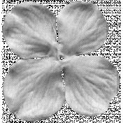 Flower 033 Template