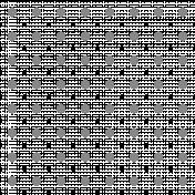 Snowflake Pattern Overlay