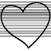 Doodle Heart- Brush Kit #28