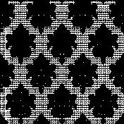Paper 230- Damask Overlay- Medium