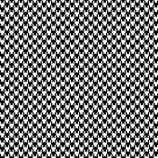 Paper 302- Houndstooth Overlay-.5 Inch