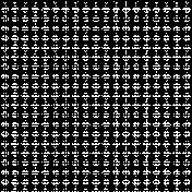 Paper 220b- Gingham Overlay- Diagonal