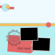 Layout Template 117
