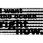 Word 04- Ocean Word Art