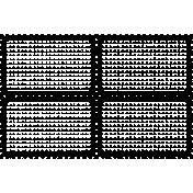 Stamp Frame 004
