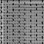 Paper 378- Polka Dot Overlay