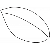 Leaf 005 Illustration