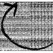 Brush 39G- Scribble