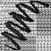 Brush 39I- Scribble