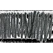Brush 39T- Scribble