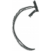 Brush 39Y- Scribble