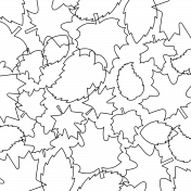 Floral 71- Overlay