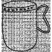 Doodle Tea 08- Tall Mug