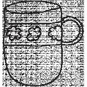 Doodle Tea 09- Mug With Clouds