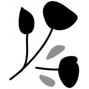 Flower Set 024e- Kit #24