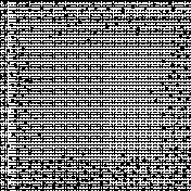 Paper 662- Dot Border Overlay