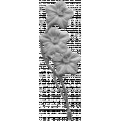 flower 070 Template