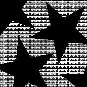Paper 697- Stars Overlay