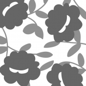 Paper 725- Floral Template- Large