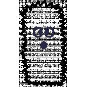 Kawaii- Monster 002 Template