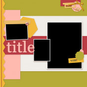 Layout Template 195