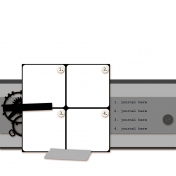 Layout Template 257