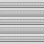 Stripes 13- Paper Template