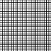 Plaid 17- Paper Template