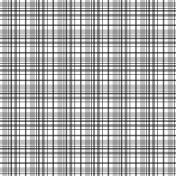 Plaid 21- Paper Template