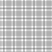 Plaid 24- Paper Template