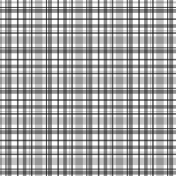 Plaid 38- Paper Template