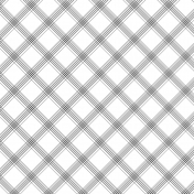 Plaid 37- Paper Template