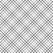 Plaid 40- Paper Template