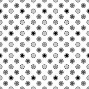 Polka Dots 26- Paper Template