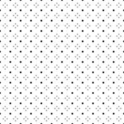 Polka Dots 27- Paper Template