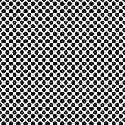 Polka Dots 43- Paper Template