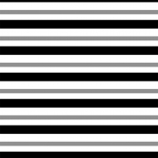 Stripes 25- Paper Template