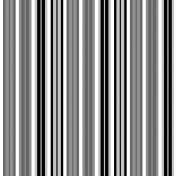 Stripes 80- Paper Template