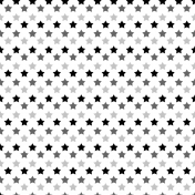 Stars 08- Paper Template