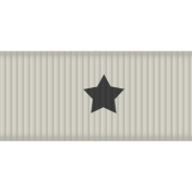 Medium Ribbon- Stars 01