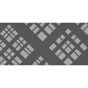 Fat Ribbon Template- Plaid 01