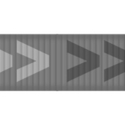 Thin Ribbon Template- Arrows 01