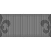 Thin Ribbon Template- Ornamental 02